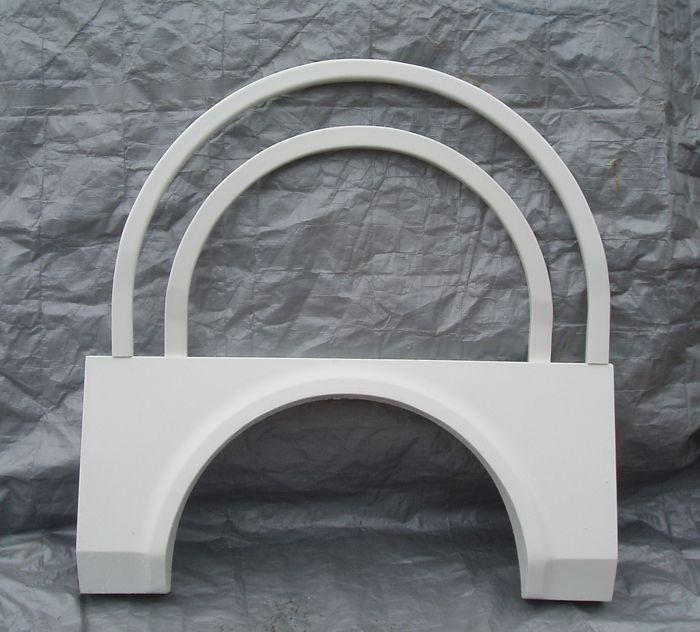 COMMERCIAL VEHICLE - WHEEL ARCHES